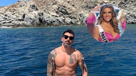 撩妹高手!中超顶级外援与阿根廷小姐相恋  去年刚离婚