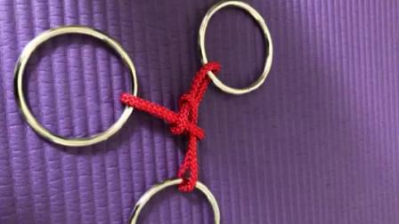 智力环之三圈解绳视频教程
