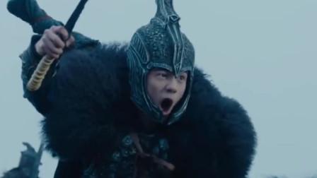九州缥缈录:姬野带着天驱武士救出息衍,带兵对战朔北狼王,阿苏勒太帅了!