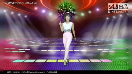 陌陌健身舞--简单流行的步子舞