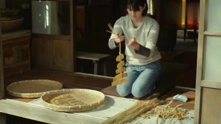 小森林:香芋和番薯都是怕冷的食物,要提前保护好,也可以做成秋季美食—番薯干!