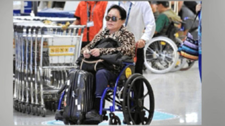 """69岁斯琴高娃现状:患""""不死癌症"""",儿子入狱,女儿更改""""国籍"""""""