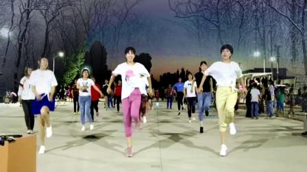 一天就能瘦下来的广场舞 能瘦身的广场舞