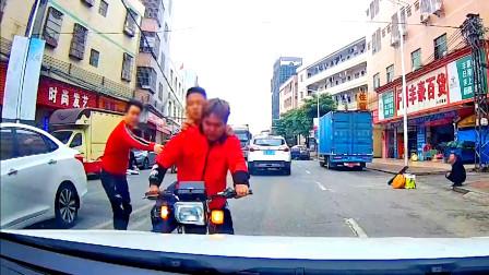 起飞行车,摩托车特辑,中国交通事故合集第208期