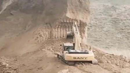 网友:这挖掘机司机干完活,我立马奖励一万元!毕竟,良将难觅!