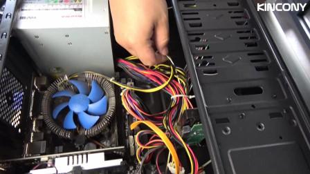 用网络继电器diy实现pc电脑远程控制电源开机