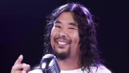 面筋哥演唱火爆全网的歌粗狂奔放,惊艳众人这曲风太适合他了!