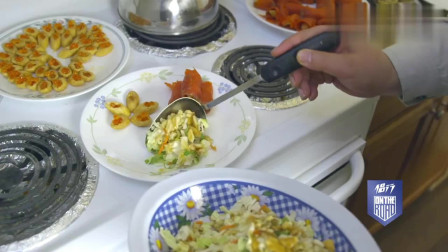侣行:被侣行耽误的厨子,张昕宇就地取材发明两道新!