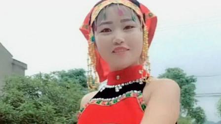 姑娘唱段云南山歌,真好听