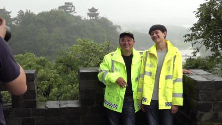 摩旅来到都江堰,必需来看看这些,人气很旺很舒服!