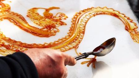 长沙著名民间糖画Famous sugar paintings in Changsha