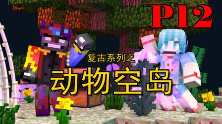 混乱派对告辞啦 暮云×死灵【动物空岛】P12
