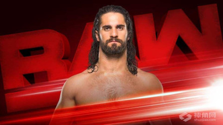 WWE2019年8月27日超级RAW之美国职业摔角