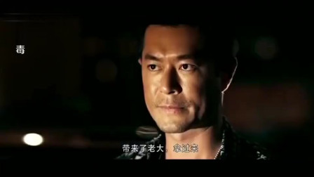 《扫毒2》已上映,回顾扫毒1:八面佛女儿亲自前来交易,只可惜是个泰国变种,太美了!