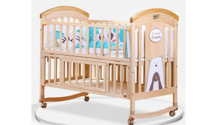婴儿床安装(型号X1改款)