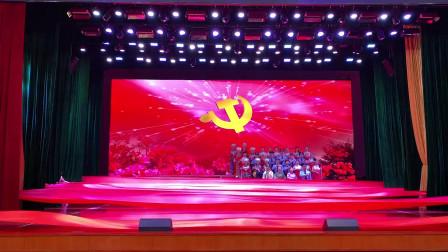 唱支山歌给党听歌舞排练版(绍阳)