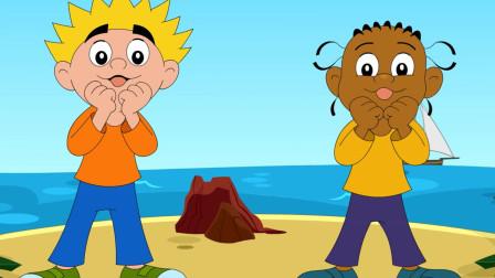儿童卡通动画歌曲球棒转向西班牙语版迷你专辑