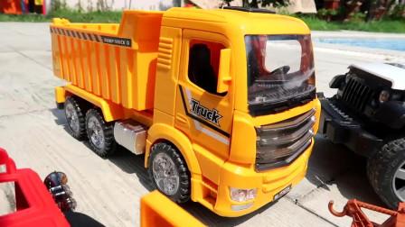 玩具警察逮捕运动玩具汽车006卡车冒险