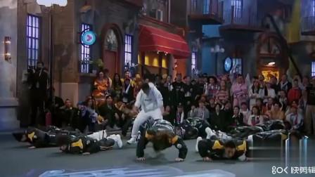 罗志祥40岁吴建豪41岁还能跳!这就是街舞2队长大秀!