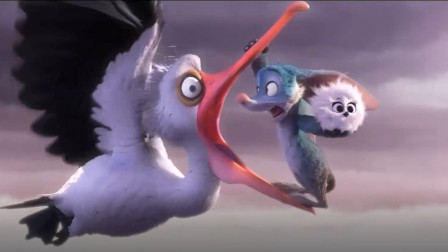 第91届奥斯卡最暖心动画片,大自然太可怕了,处处都有危机!