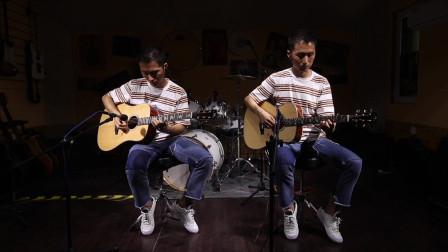 蔡宁卡马A1全单吉他评测D桶形和OM桶形对比试听 靠谱吉他乐器出品