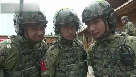 三个男兵竟被一个女兵干倒,场面太惨烈,连长官都看不下去了!