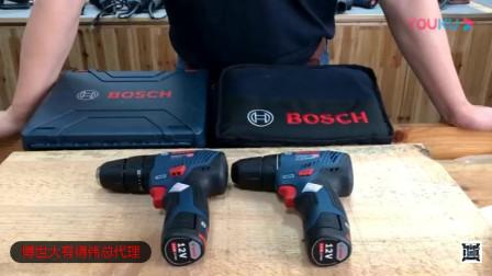 博世Bosch无刷12v锂电池起子机冲击钻GSB/GSR12V-30