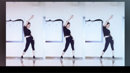 4分钟瘦腰腹广场舞健身操《最美的情缘》,每天做腰腹变平坦