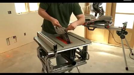 BOSCH博世GTS10J紧凑型木工台锯-