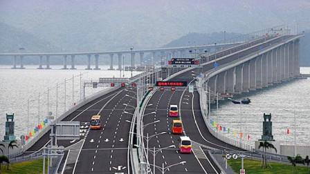 让国人骄傲的港珠澳大桥,却成为外国人眼里的恐怖之桥,为什么?