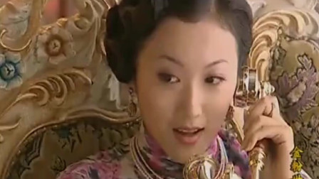 金粉世家:白秀珠去见燕西,完全按照燕西的品味打扮自己,好痴情