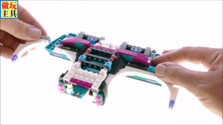 奇异的积木玩具,很有乐趣