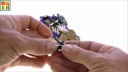 超赞的积木汽车玩具,很多的小零件