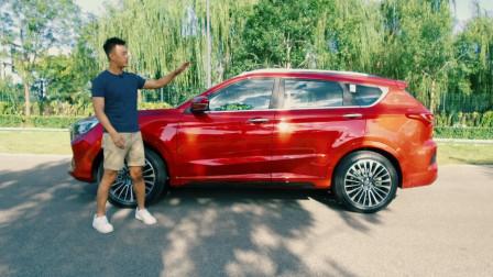 10万级SUV刚需选择 试驾全新一代捷途X70