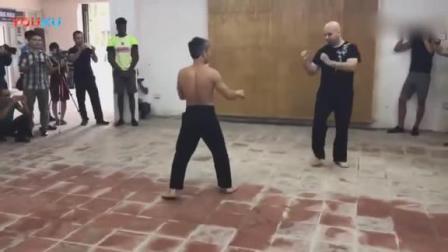 「传武实战」咏春拳究竟能不能实战,这是视频告诉你真相