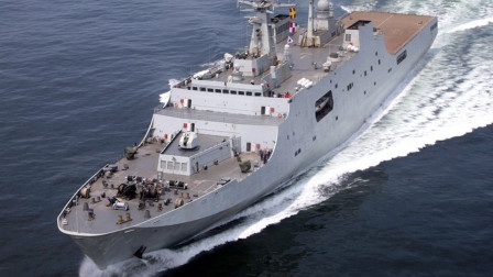 中国军售今年最大订单!光买中国海军一艘船 此国就拿出1.2亿
