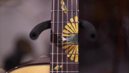 詹尼M33孔雀开屏JAC单板吉他评测试听 蔡宁 靠谱吉他乐器