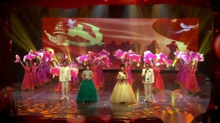 歌舞:《复兴之歌》 安庆市老年文艺汇演部分视频欣赏