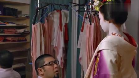 """试过擦这么多粉吗繁琐的传统""""艺伎""""妆容,一种难以欣赏的美"""