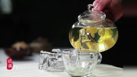 这道降糖茶奢侈一点,不过饭后来一壶,有利于控制血糖!
