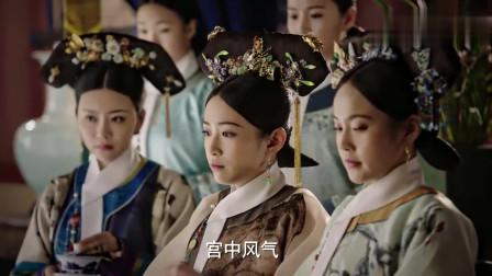 如懿传:嫡公主态度傲慢,怨恨如懿当初劝她远嫁,放话不让她好过