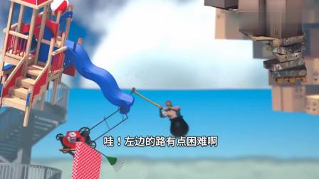 掘地求生:逃不过的地心引力,我回家超快的!