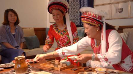 大理特色美食推荐——火塘三道茶,你从没有过的体验