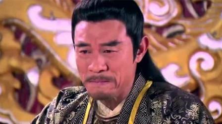 李渊欲废掉李世民,李世民说一番话,使李渊想自杀,这是为何?