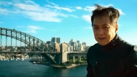 成龙是第一个在这个地方拍电影的人吧, 这需要多大的能力和背景!