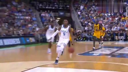 篮球赛事:各路新秀NCAA高光集锦上篇,你看好谁?
