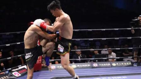 邱建良击败俄罗斯猛将, 逼近70公斤级,取胜过程极具艺术感