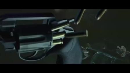 吴京给这个警察吃子弹这招,没有一个人能学得会