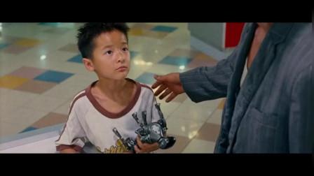 穷人家的小孩,都是这样买玩具的,被这样打过的举手