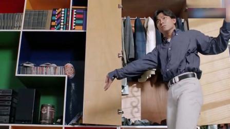 刘德华模仿迈克尔杰克孙跳霹雳舞,很酷